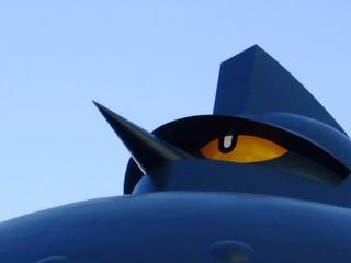 鉄人28号の鼻